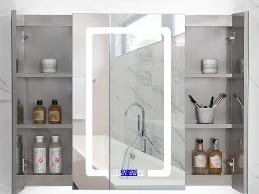 pesing是什么牌子,pesing浴室镜柜怎么样,化妆神器