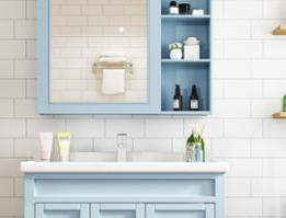 柒莱卫浴怎么样,柒莱的浴室柜质量如何,有实体店吗